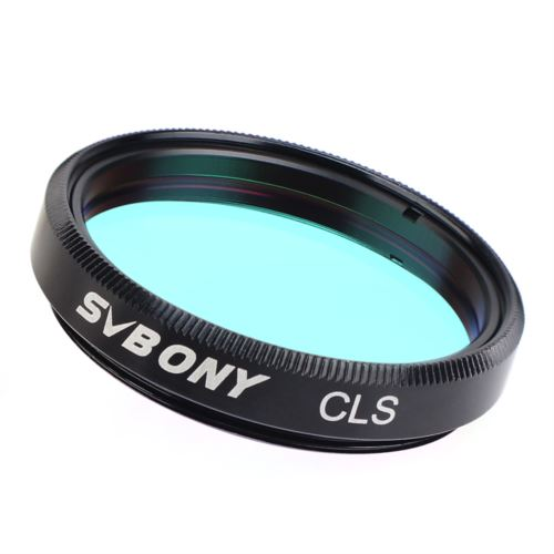 1.25''/2''/EOS-C Svbony CLS Light Pollution Broadband Filters