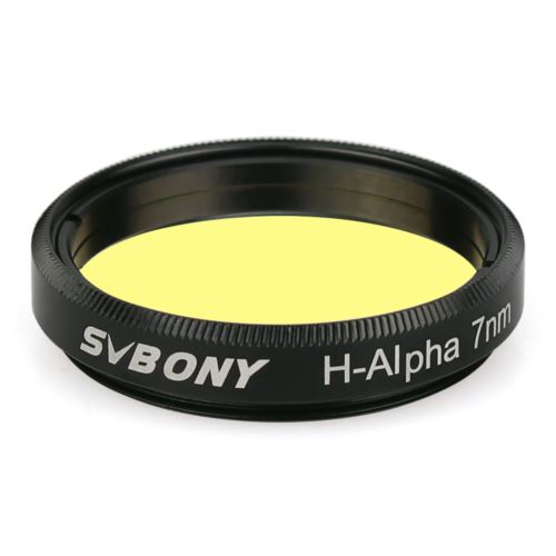 1.25''/2''/EOS-C Svbony H-Alpha 7nm Narrowband Filters for CCD Cameras
