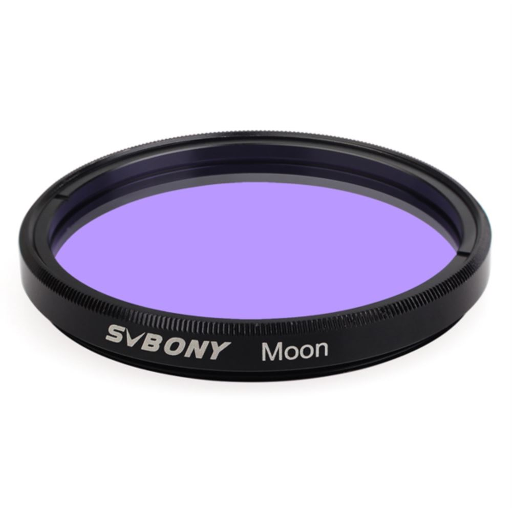 Svbony Moon Filter for reduce glare