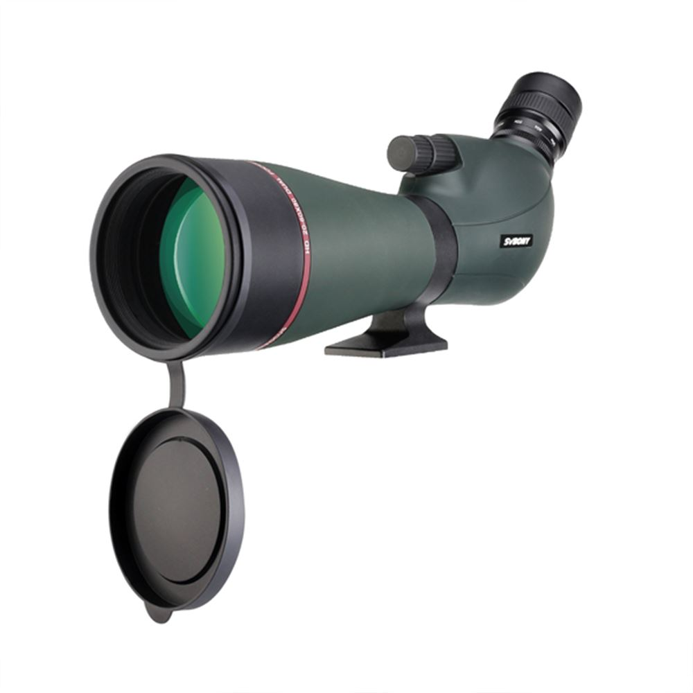 "SV406 2"" Resolution Angle Dual Speed Focus Wheel Spotting Scope"