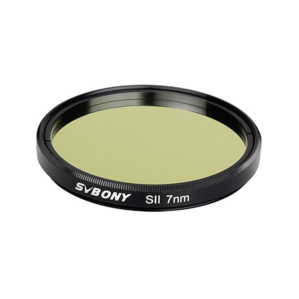 "2"" SII Filter 7nm Narrow-Band for CCDs"