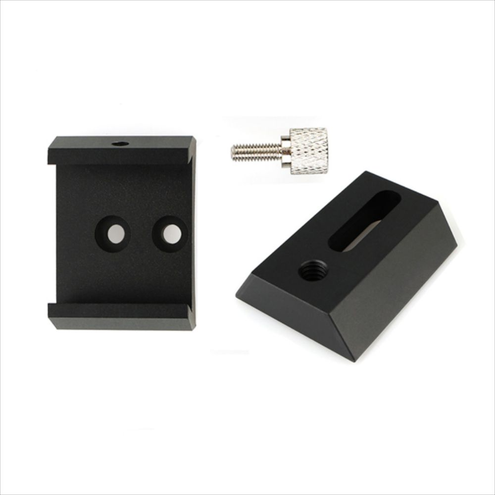 Svbony Fully Metal Dovetail Base and Mounting Plate Set for Finderscopes