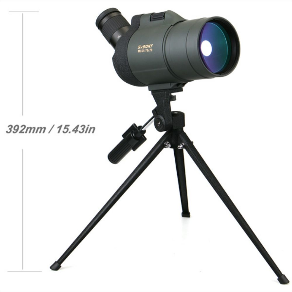 SV41 25-75x70 MAK Spotting Scope with Tabletop Tripod