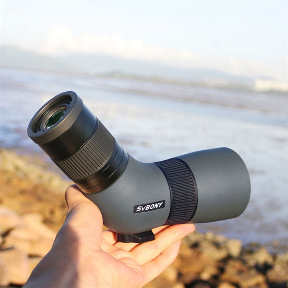 Svbony SV410 8-24x50 Portable Micro Spotting Scope for Bird Watching