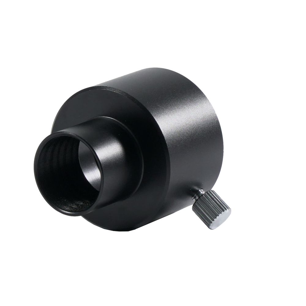 "Fully Metal 0.91"" to 1.25"" Telescope Eyepiece Adapter 23.2mm to 31.7mm Mount Adapter"