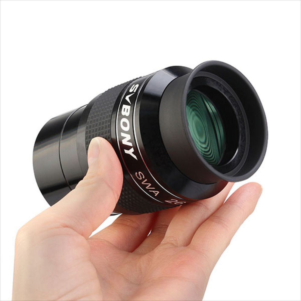 "2"" SV154 Black SWA Eyepiece 26mm 70 Degree"