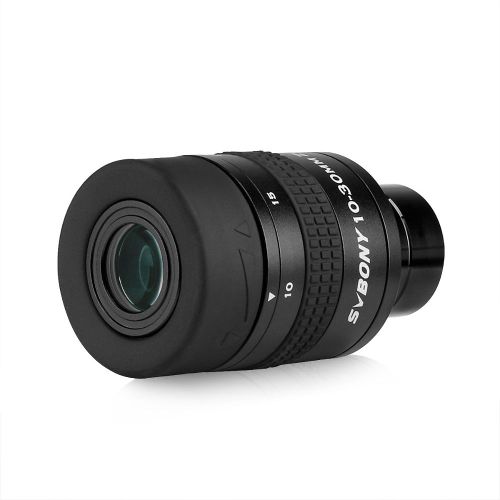 Svbony SV170 1.25'' Zoom Eyepiece 10-30mm for Telescope