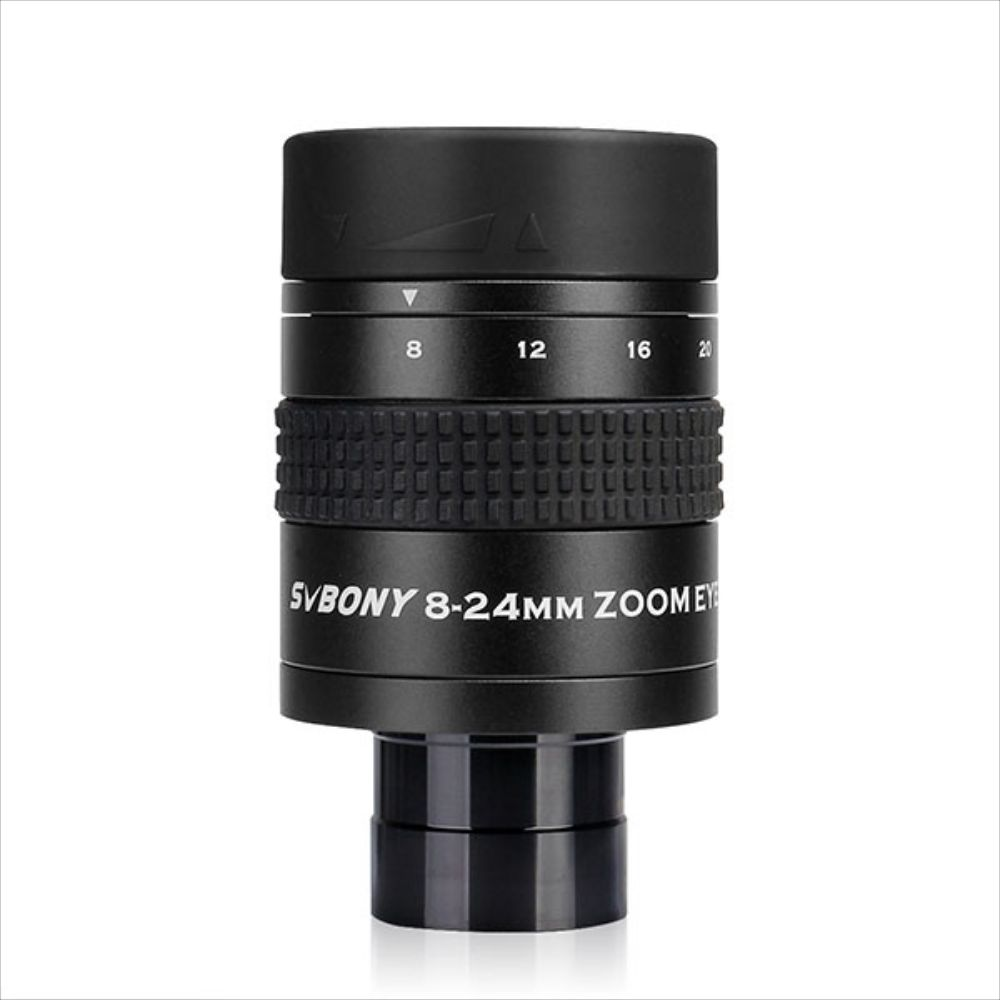 Svbony 1.25''  SV171 Zoom Eyepiece 8mm-24mm for Telescope