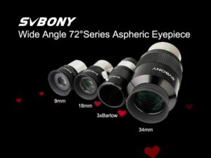 New 72 Degree Wide Angle Aspheric Eyepiece  doloremque