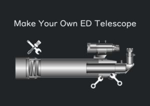 Make Your Own ED Refractor Telescope doloremque