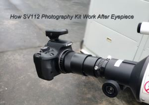 How SV112 Photography Kit Works with Telescope Eyepiece doloremque