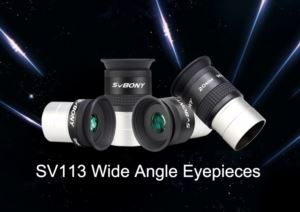 Amazing Wide Angle Eyepieces SV113 for Astronomy Telescope doloremque