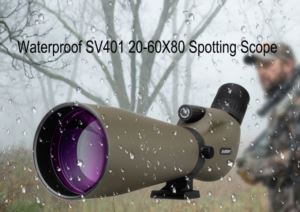 Great News for birders SV401 20-60X80 Spotting Scope doloremque