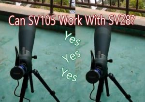 SV105 Camera Work With SV28 Spotting Scope doloremque
