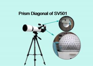What's the Special of SV501 Telescope doloremque