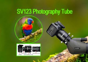 How Svbony SV123 Spotting Scope Extension Tube Works doloremque