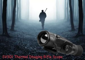 Patron Saint Of Night Hunting - SV301 Thermal Imaging Rifle Scope doloremque