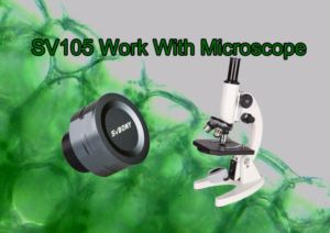 How SV105 Camera Work With Microscope doloremque
