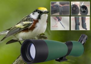 SV403 Spotting Scope Is Coming!  doloremque