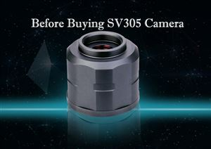 How to Use the Color Astronomy SV305 Planetary Camera doloremque