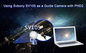 Using the SV105 and SV205 as a Guide Camera with PHD2 doloremque