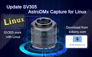 Update SV305 Camera with AstroDMx Capture for Linux doloremque
