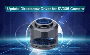 Update Directshow Dirver for SV305 Camera doloremque