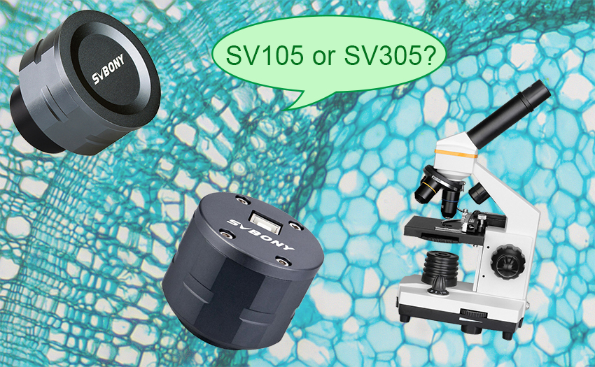 SV601 Microscope Can Work with Planetary Cameras?
