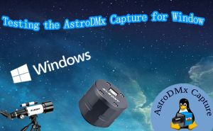 Testing the AstroDMx Capture for Window  doloremque